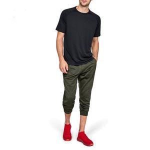 Camisas Esportes Camisetas Treinamento Treinamento Correndo Correndo Quick Fitness Sleeve Sleeve Men's Short Mens T designer Homens Secos Gym Basger Oactg