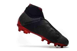 2019 orjinal x PSG futbol ayakkabıları Üzeri Phantom VSN Gölge Elite DF AG-PRO futbol krampon Oyun futbol ayakkabıları mens