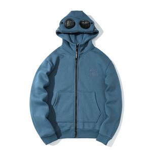 Männer Frauen Hoodies Mantel 19SS CP Company Fashion Tops Langarm Winterjacke für Frauen Mann asiatischer Größe M-2XL