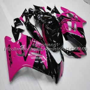 23 цвета + Botls розовый черный корпус мотоцикла для HONDA CBR 600F3 1997-1998 CBR600F3 97 98 АБС-пластик двигателя Обтекатель