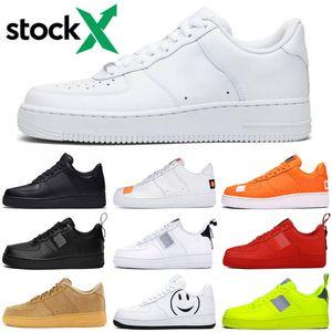 20 stock x dunk running shoes men women 1 utility triple white black skateboard low platform one mens trainers sports sneakers runners