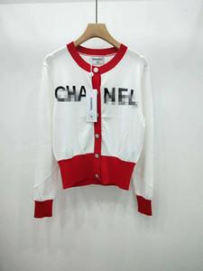 encargo de gama alta 19 resorte y la venta caliente de seda cómoda de hielo nueva moda de otoño punto jacquard suéter femenino 611 59656357