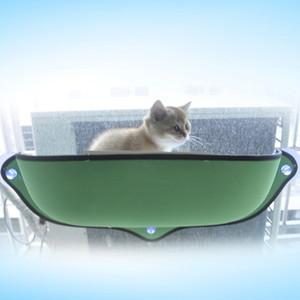 Gato Casa Ventosa Janela Hammock Semi-círculo Gatinho Ninho Sunbathing Cat Mat Pet Cama