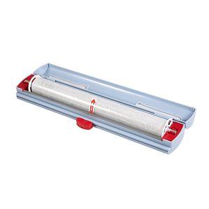 JEYL Food Fresh Keeping Plastic Cling Wrap Dispenser Preservative Film Cutter Kitchen Tool Accessories Kitchen Storage Organization