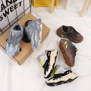 Children's shoes Kanye West Sport Running Shoes sale Child kids running shoes sales Wholesale prices size 28-35