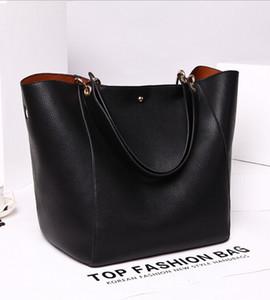 Top selling designer luxury handbag purse litchi pattern large capacity USA style women handbag fashion totes soft leather high quality pu