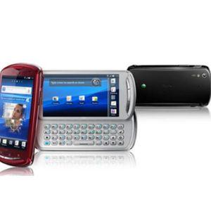 Оригинальный Sony Ericsson Xperia Pro MK16 MK16i обновленный телефон Android OS 3G GSM WIFI GPS 8MP Мобильный телефон