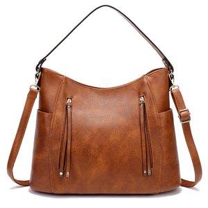 Fashion Vintage Handbags Ladies Shopping Casual Shoulder Bag Women Fashion Shoulder Tote Bag