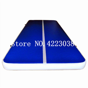 Shipping8 * 2 * 0.2m Air Tumbling Pad Air Track inflable Airtrack Floor Home Gymnastics GYM Mat para venta