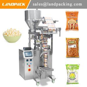 Machine à emballer verticale de poche de casse-croûte de machine de cachetage de remplissage de type de maïs éclaté verticale multifonctionnelle