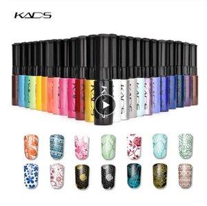 KADS Stempel Nagellack Stempellack Nagelkunst 31 Farben Optional 10g Stamping Polish Gel-Nägel Lack