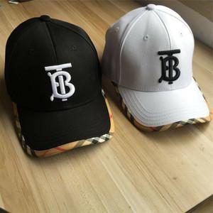 2019 verão nova marca chapéu design clássico chapéu bordado boné de beisebol ajustável moda feminina boné de beisebol casual cap moda