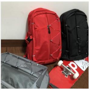 Fashion Backpack Brand Men Women Backpack Nylon Waterproof Shoulder Bag Leisure Travel Bag Student Messenger Bag 3M Reflective Backpack