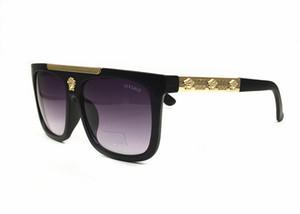 gafas occhiali da sole per gli uomini donne di lusso Mens sunglass di modo sunglases Retro Occhiali da sole donna occhiali da sole rotondi Designer Sunglasses
