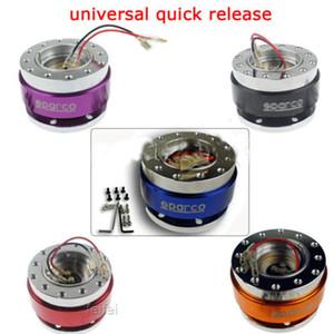 HOT Universal Car Steering Wheel Quick Release Hub Adapter Snap Off Boss Kit 1PC