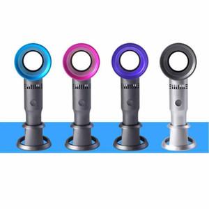 11 أنماط USB محمول بلا أوراق مروحة صغيرة قابلة للشحن تبريد المحمولة مروحة صغيرة المحمولة البسيطة لمنغ القط بلا أوراق الحزب فان صالح ZZA2333