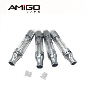 Libertad Amigo V1 V5 V6 V7 V8 V9 Vacía Vape pluma cartuchos vaporizador Tanques Cerámica / Wick bobina Amigo aceite espeso 510 e-cigarrillos Atomizadores