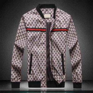 New 2020 Men's Designer Jackets Fashion Men's Motorcycle Coats Lapel Collar Slim Casual Blue Outerwear Men's Zipper Sports Black Gray Jacket