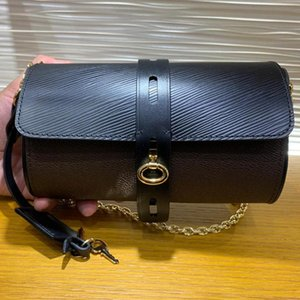 Hot selling women CrossBody bag stylish leather shoulder bag female designer purse luxury messenger bag The glasses case comes with a box