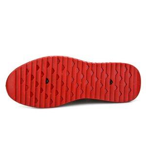 Leosoxs Мужская обувь Повседневная обувь Мода Мужская обувь дышащая удобная хлопчатобумажная ткань со шнурками износостойкая