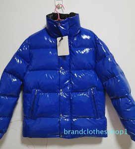 Top Quality Designer Down Coats For Mens Women Parkas With Patterns Winter Brand Down Jackets Men Womens Coats Clothing Size S-2XL
