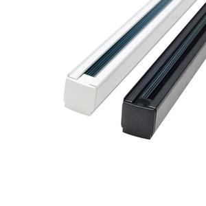 Pista de aluminio 200cm 10pcs llevado deslizador artículo Orbit para LED pista placa de aluminio accesorios para tanques de tren ligero con conector libre