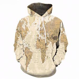 PLstar Cosmos 2019 Nouvelle Mode hoodies 3D Full Print Hommes Femmes Vintage style hoodie streetwear Casual sudadera hombre