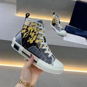 20ss New Season Trendy Casual Shoes Paris Mens Womens Fashion Designer Sneakers Street 3M Reflective Black Dress Shoe Platform