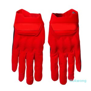 New Mens Cycling Gloves Breathable Summer Motorcycle Sports Gloves Bike Non-Slip Bicycle Riding Full Finger Long Gloves SIZE M L XL