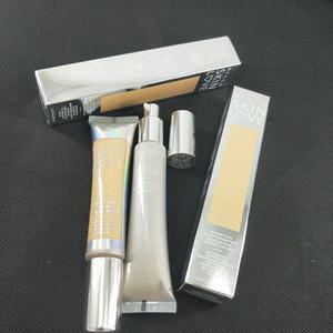 В наличии!Водонепроницаемый длительный BECCA Skin Love foundation невесомый blur foundation косметика белье / ваниль DHL Бесплатная доставка