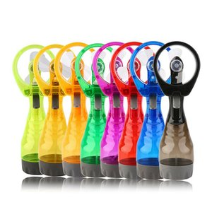 Spray ventilatore Mini portatile di presa della foschia dell'acqua di corsa esterna Mini spruzzatore I fan di favore di partito OOA8113