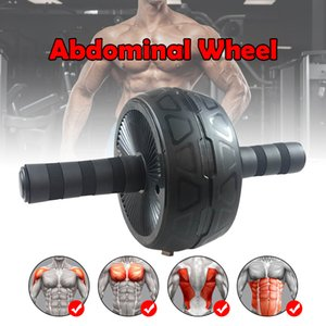 Training Equipment Abdominal Wheel Kit With Knee Pad Muscle Home Fitness For Men Women Drop