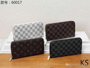 heat! Wholesale 2020 fashion zipper ladies wallet ladies long wallet card holder. Multifunctional wallet. Men's bag