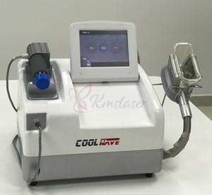 Портативная машинка 2 в 1 тучной замерзая машине боли соединений терапией ударной волны замораживания Zeltiq тучной электромагнитной