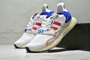 Tasarımcılar Erkek ZX4000 Futurecraft 4D Kadın ZX 4000 Tasarımcı Sneaker Sneaker 5,5-11 koşu ayakkabıları