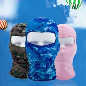 Fashoion открытой маска езды Soild цвет согреться Windbreak пыла Headgear лица охранник шлем партия Beanie Hat TTA1948-1