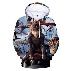 Как приручить дракона 3d толстовки с капюшоном коробка родитель-ребенок одежда мода высокое качество пуловеры толстовки кофта J190517