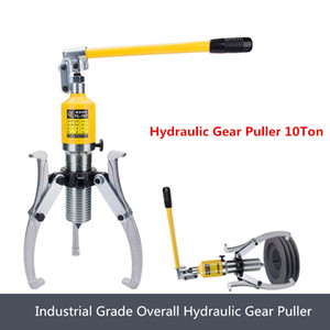 Wheel Bear Puller Hydraulic Gear Puller 10Ton Hydraulic Bearing