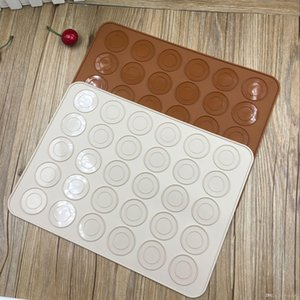 barbecue Not sticky Baking mat reusable Barbecue tool Barbecue mat High temperature resistance Macaron Silicone pad factory wholesale new