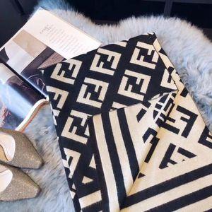 180X70CM sección de cachemira mezcla de largo por mayor-diseñador de la marca Tide mujeres calientes letra de la manera bufanda de alta calidad anillo de cuello largo