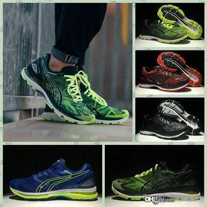 Asics GEL-NIMBUS 19 GEL-NIMBUSS 19S Homens Running Shoes Balck Cinza Vermelho Branco New-top 20 Designer treinadores desportivos Sapatos Size40-45