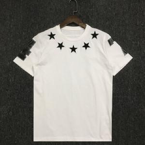 20ss 여름 남성 스타일 T 셔츠 패션 캐주얼 커플 반팔 높은 품질 편안한 남성 여성 스포츠 T 셔츠 3 색