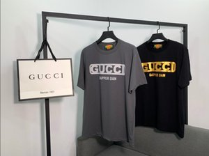 Menina TopTee Brandshirt Hot Designerluxury Mulheres dos homens T-shirt Moda Casual Primavera-Verão Tees alta qualidade de luxo T-shirt QZ 20022107Y