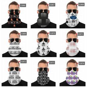 DHL frei balck Versand lebt Angelegenheit neue Designer-Masken Baumwolle Maske ich nicht Gesichtstuch Radfahren Maske Radfahren Gesicht Handtuch atmen kann