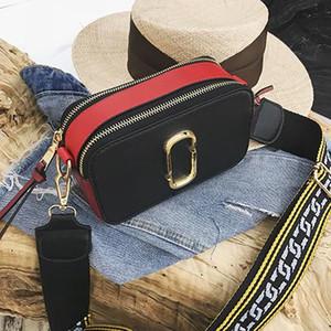 الصيف شاطئ صغير حقيبة فتاة امرأة الفاخرة حقائب اليد مصمم كاميرا الكورية نمط الكتف بولسا الأنثى BOLSOS موهير ساك