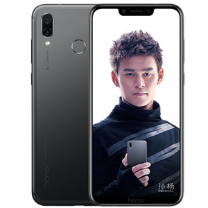 "Huawei Honor original Juega 4G LTE teléfono celular 4 GB de RAM 64 GB ROM Kirin 970 Octa Core Android Teléfono de la huella digital de 16MP ID OTG Smart Mobile 6.3"""