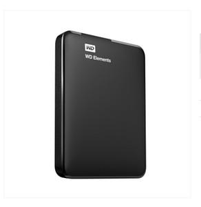 trasporto libero Il nuovo WD Elements 2018 2TB hd externo esterno portatile USB drive hard disk 3.0 HDD da 2 TB