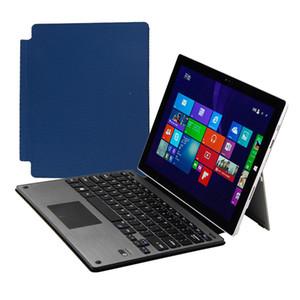 extrem dünne Aluminium Smart Touch magnetische drahtlose Bluetooth-Tastatur Hülle für Microsoft Oberfläche pro 3 4 5 12,2