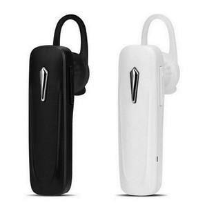 Bluetooth casque M165 Hot sans fil stéréo sport casque bluetooth mini oreille crochet oreillettes écouteurs mains libres pour smartphone