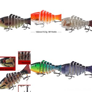 46K6Y bionische Luya # 5555 leuchtende Garnele weiche gefälschte baitset leuchtenden Köder Angelköder Tintenfisch Blackfish